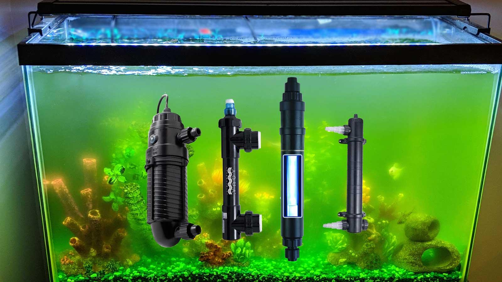 best aquarium uv sterilizer